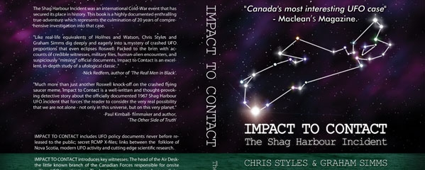 Impact to Contact: The Shag Harbour Incident by Graham Simms and Chris Styles