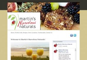 Martin's Marvelous Naturals