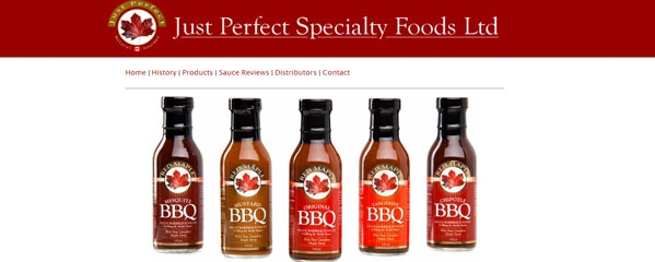 Just Perfect Specialty Foods