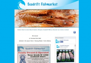 Seadrift Fishmarket