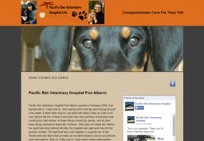 Pacific Rim Veterinary Hospital Port Alberni